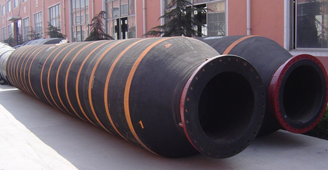 Self-Floating Rubber Hose