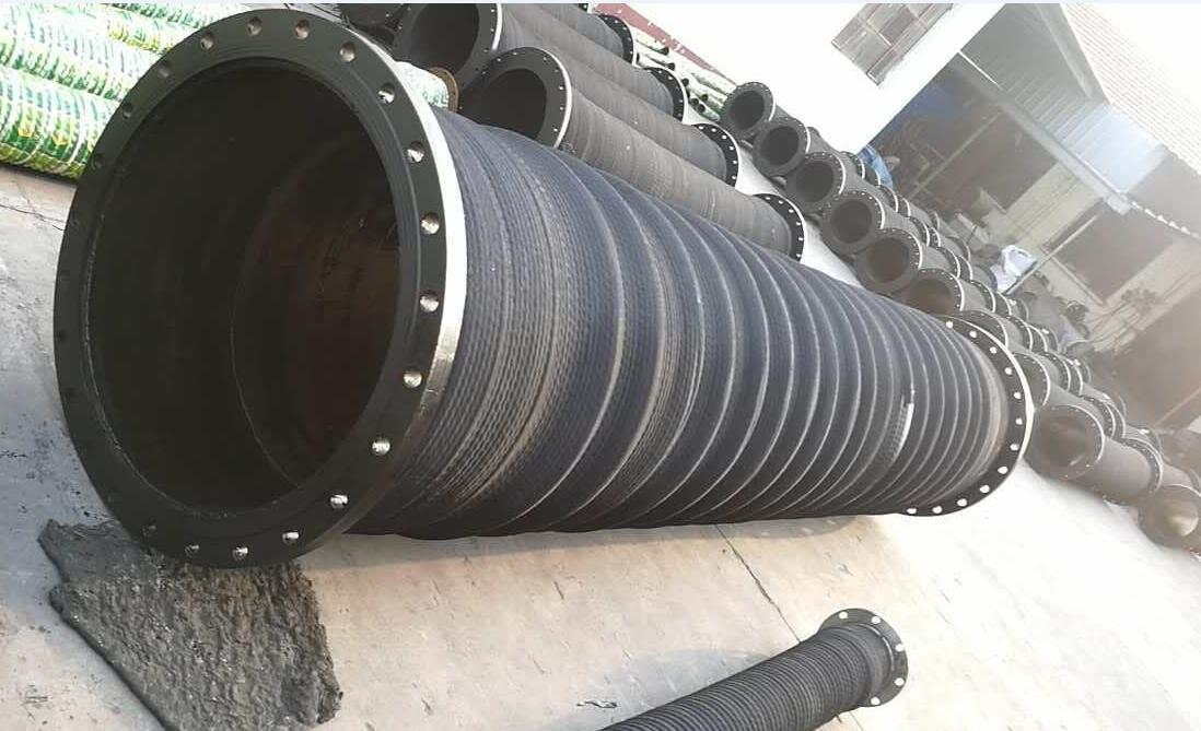 Dredging Suction Rubber Hose