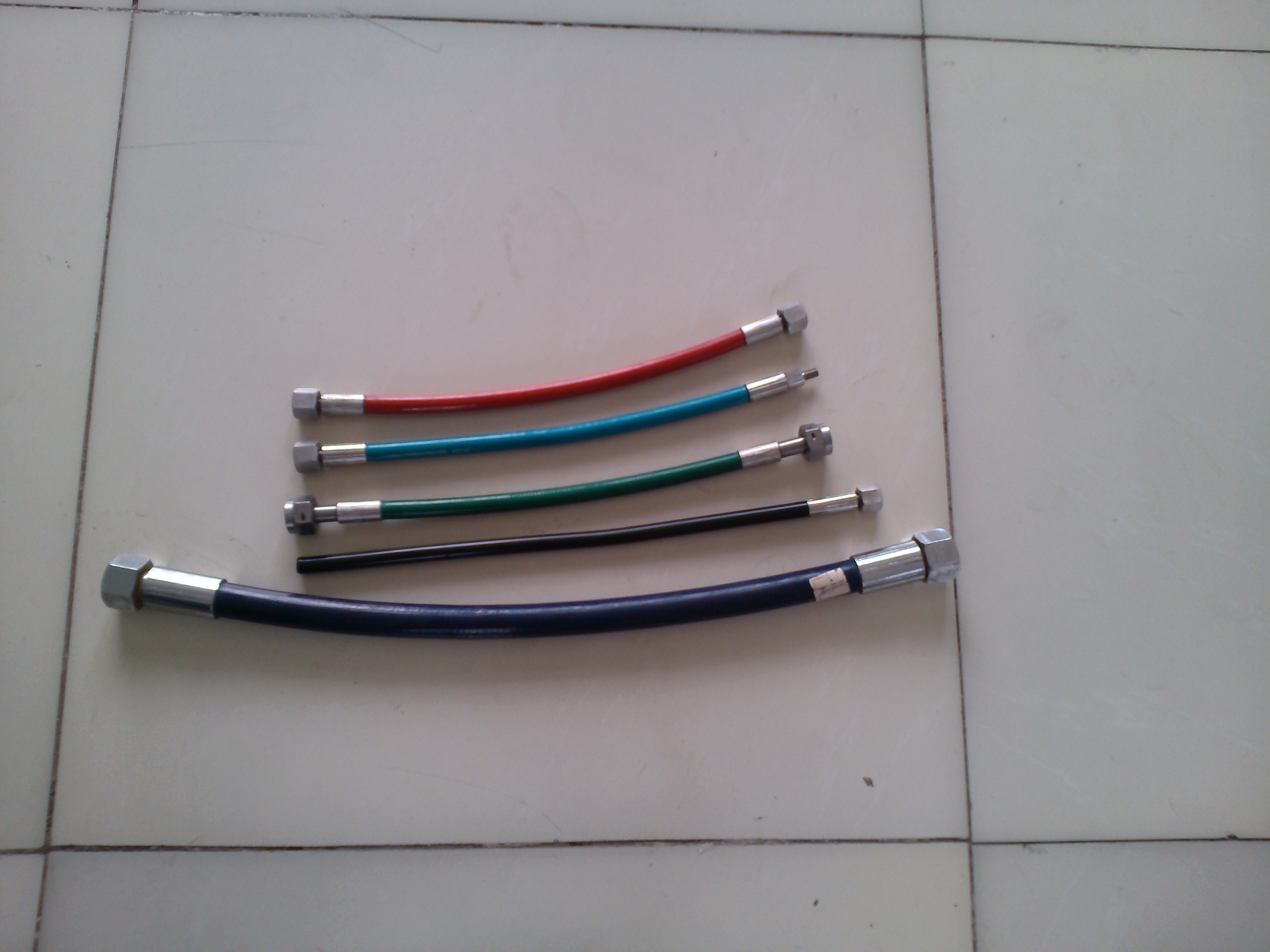 Wire Braid Thermoplastic Hose